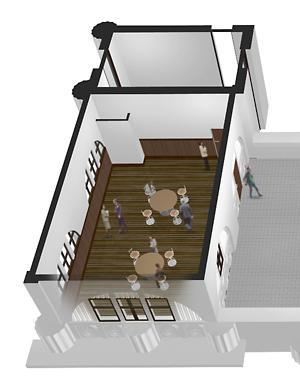 3F「休憩室」